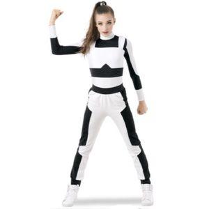 """""""Stoomtrooper inspired costume"""""""